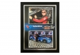 Twin Framed Photo V8 Super Merchandise