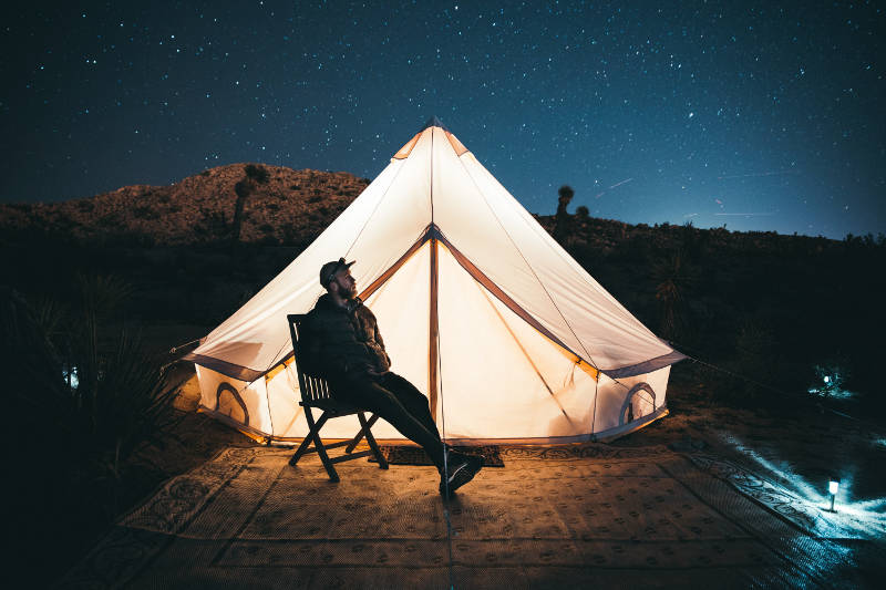Father's Day Gift Ideas - Camping Gear