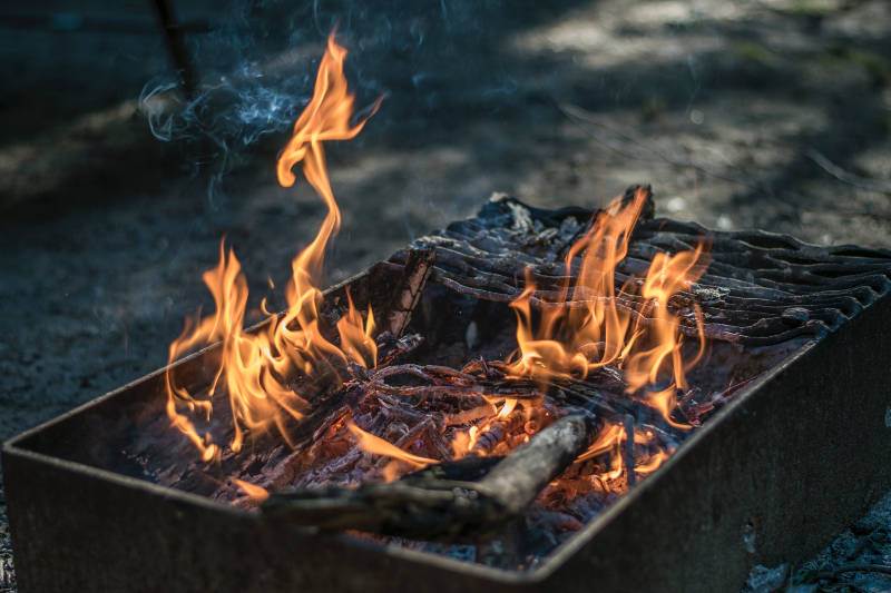 Father's Day Gift Ideas - Fire Pit