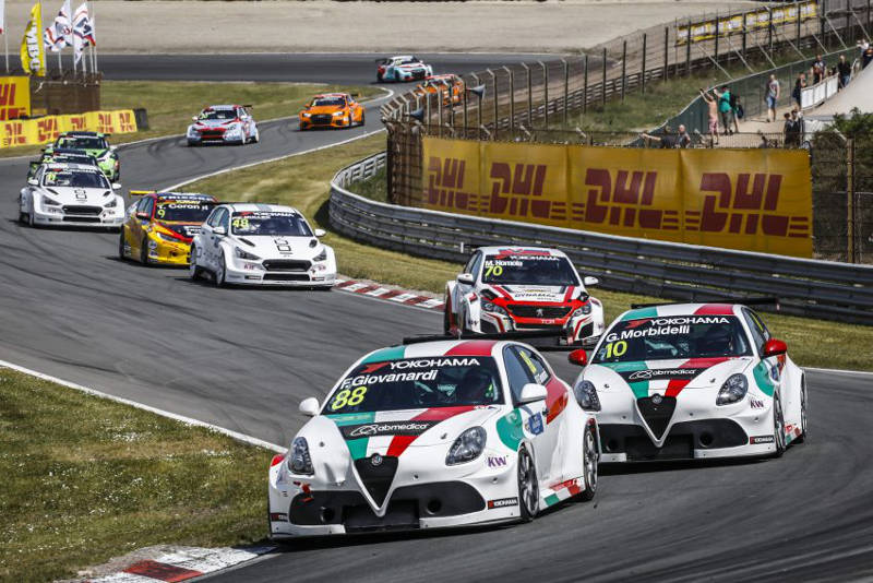 TCR Australia Complete Guide - Racing
