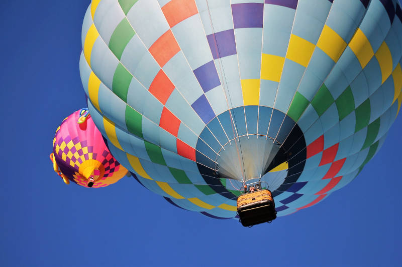 Things to do in Melbourne - Hot Air Balloon Ride